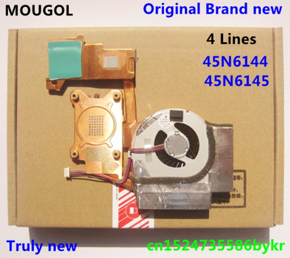 IBM Lenovo Thinkpad T400 Laptop Cooling Fan /& Heatsink 45N6146