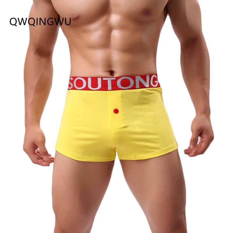 Underwear Mens Boxers Cotton Boxer Men Panties Men Underwear Cueca Homme Boxershorts Men ...
