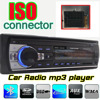 New 12V Car Radio Bluetooth Car MP3 Audio Player Built In Bluetooth Phone With USB SD