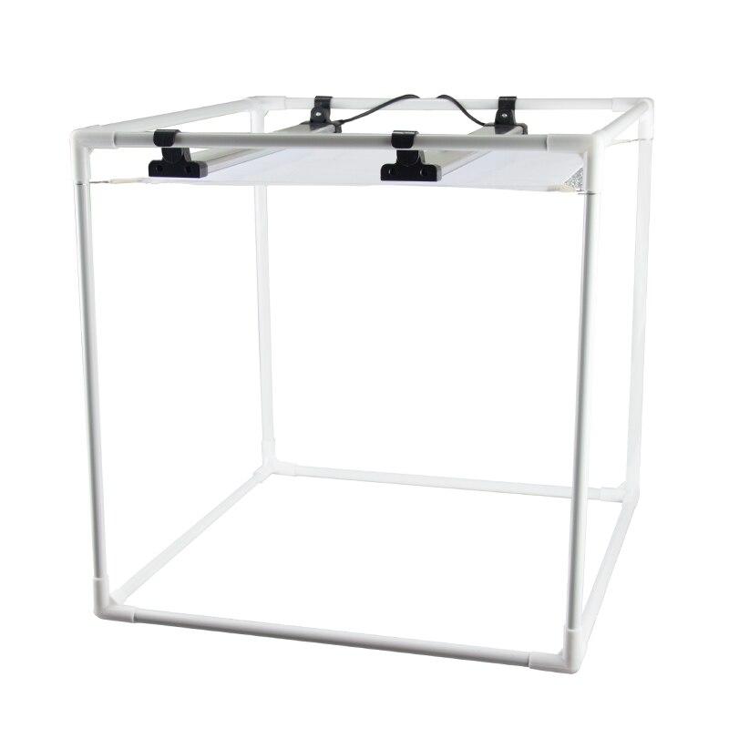 Hanmi 40 CM lumière LED Softbox accessoires appareil Photo Studio boîte photographie boîte à lumière Mini Studio Lightbox pour la photographie-in Table de tir from Electronique    2