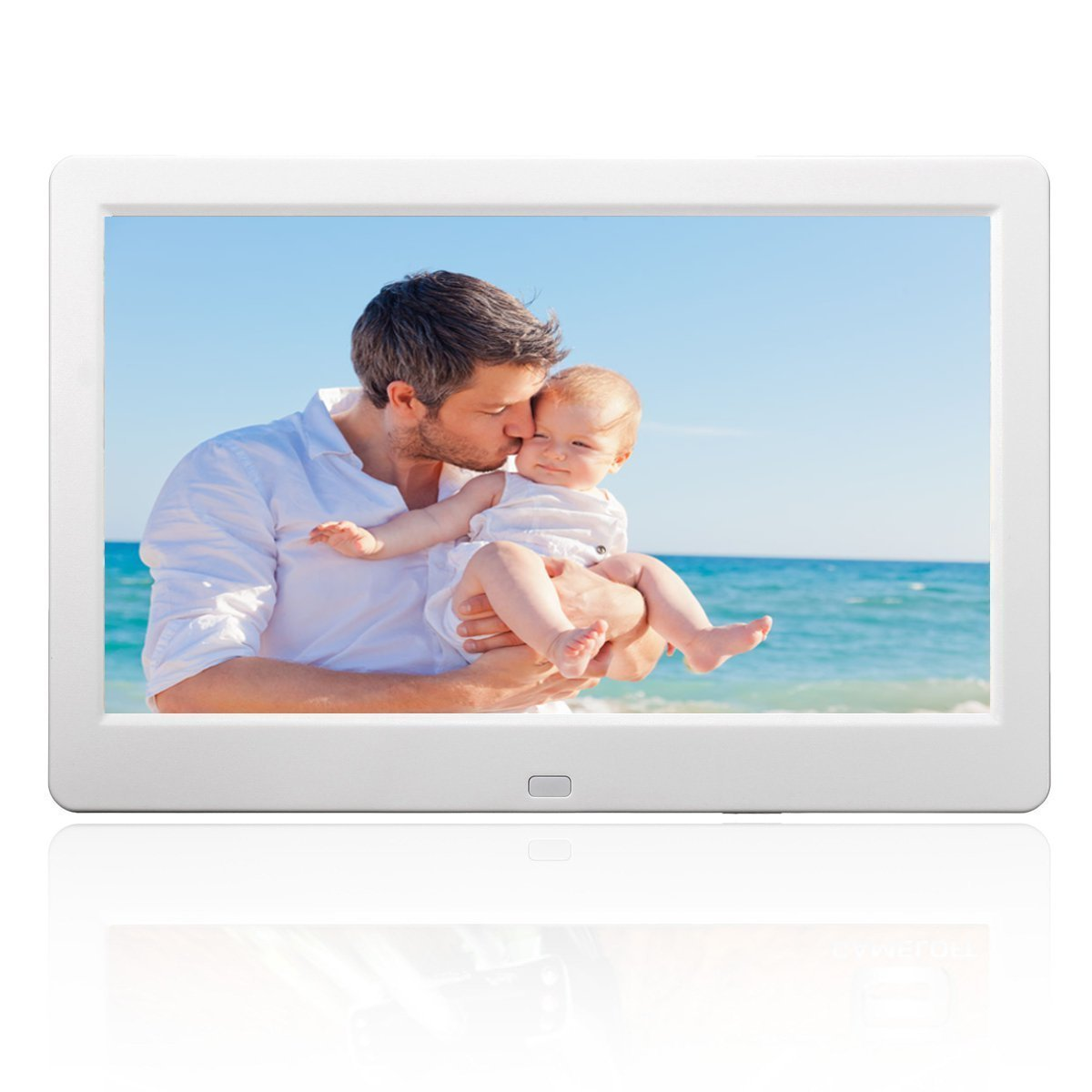 101 inch digital photo frame hd 169 screen with automatic play remote control picture