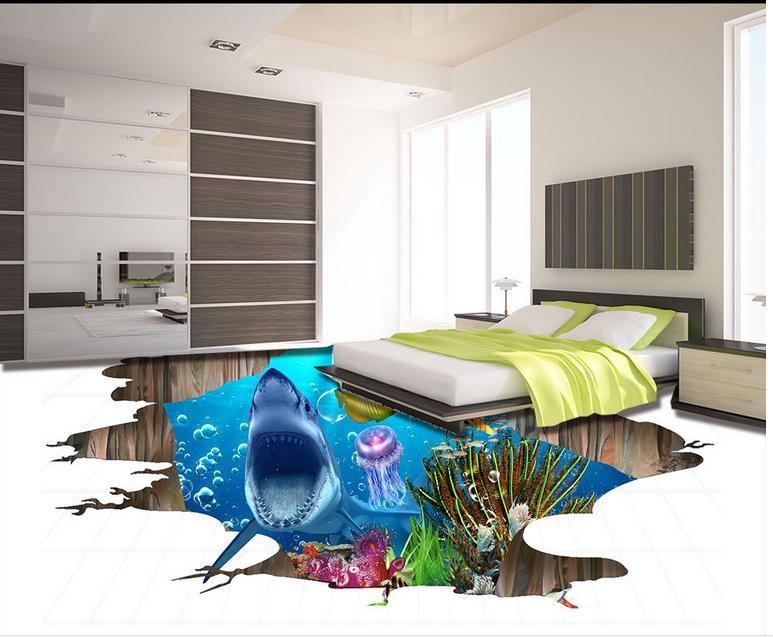 Fußboden 3d Gitar ~ D fußboden hai d flooring prices d floor designs youtube d