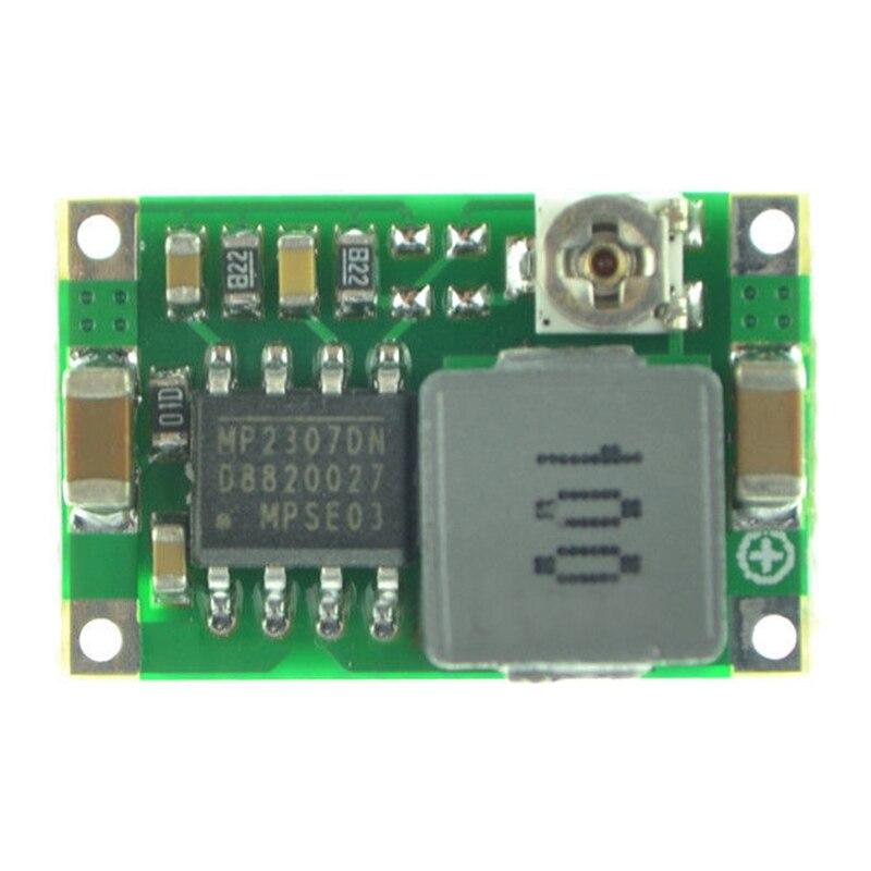 10PCS Supper mini 3A DC-DC Converter Step Down buck Power 3V 5V 16V MP2307 Chip 10pcs lot rt9214ps rt9214 5v 12v synchronous buck pwm dc dc controller