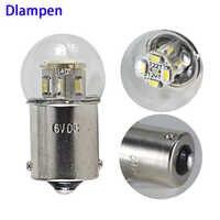 Ampolletas led luz 1156 BA15S 6v 12v 24v 24v 36v 48v 1,5 W S25 lámpara de señal de giro automático canbus bombilla de freno