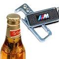 Кожа М Мощность Брелок М Производительность Автомобилей Key Chain для BMW M F10 F16 F20 F30 X3 X4 X5 X6 116I 118I 120I M135 320I 328I 520I