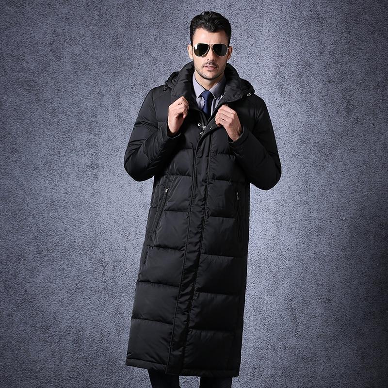 Aliexpress.com : Buy 2017new long down jacket men's business suits ...