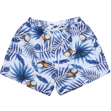 2019 New Boys Board Shorts Summer Children Beach Pants for 2 To 8 Years Old Kids