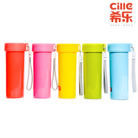 Drinking Bottle For School Children Sports Caneca Botellas Camping Supplies Travel Plastic Drink Water Bottle For