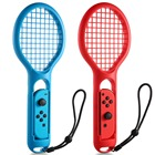 2PCS Toys Hobbies Tennis Racket Accessories Compatible for NS Switch Mario Blue Tennis Red Aces