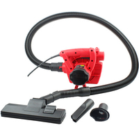 Industrial high power portable vacuum cleaner used for hand slotting machine, grinding machine