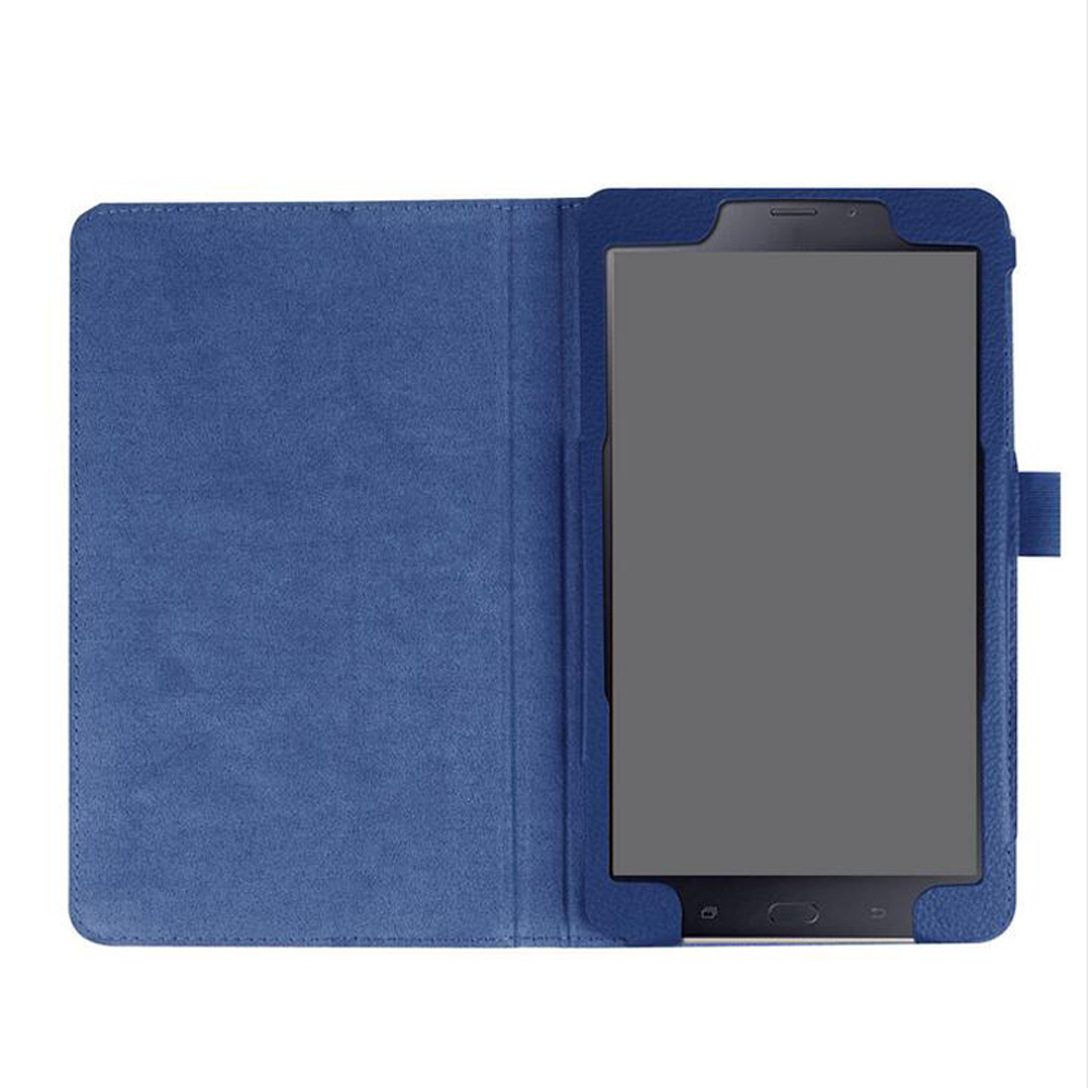 PU Leather Cover For Samsung Galaxy Tab A 8.0 2017 T380 T385 SM-T385 Tablet Stand Case Sleep Wake Up Function