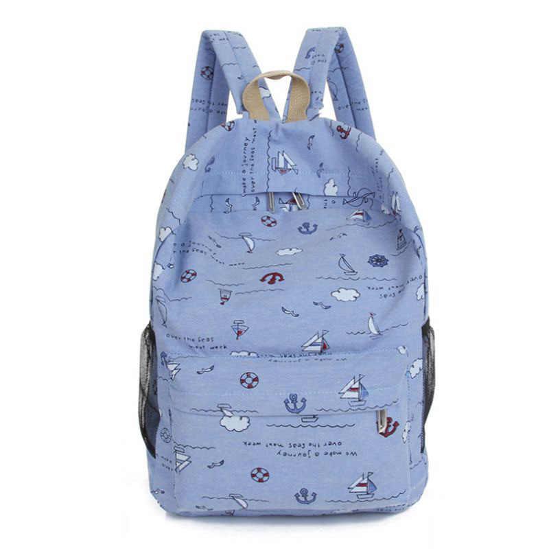 c100ecc0727f Для женщин рюкзаки для подростков рюкзак тканевый для девочек Женская мода  женский рюкзак школьный рюкзак девушка