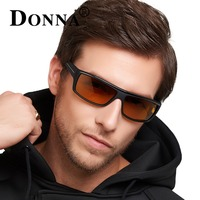 Donna Sunglasses Men Goggles Luxury Brand Design Sports Driving Sun Glasses For Male Outdoor Aviator Hot