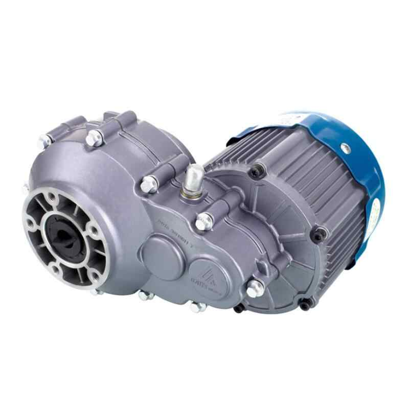 Brushless Differential Engine Electric 60V 1000W Tricycle