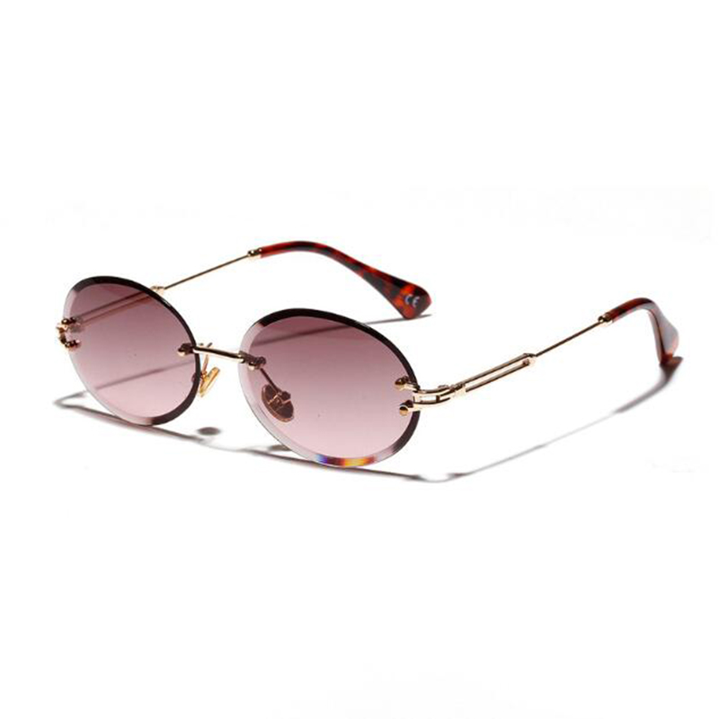 New Womens Ladies Vintage Retro UV400 Designer Fashion Metal Sunglasses SE33