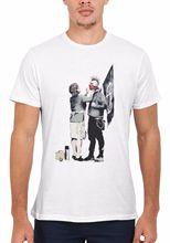 Banksy Punk Mum Anarchy Street Art Men Women Vest  Top Unisex T Shirt 1780 New Shirts Funny Tops Tee