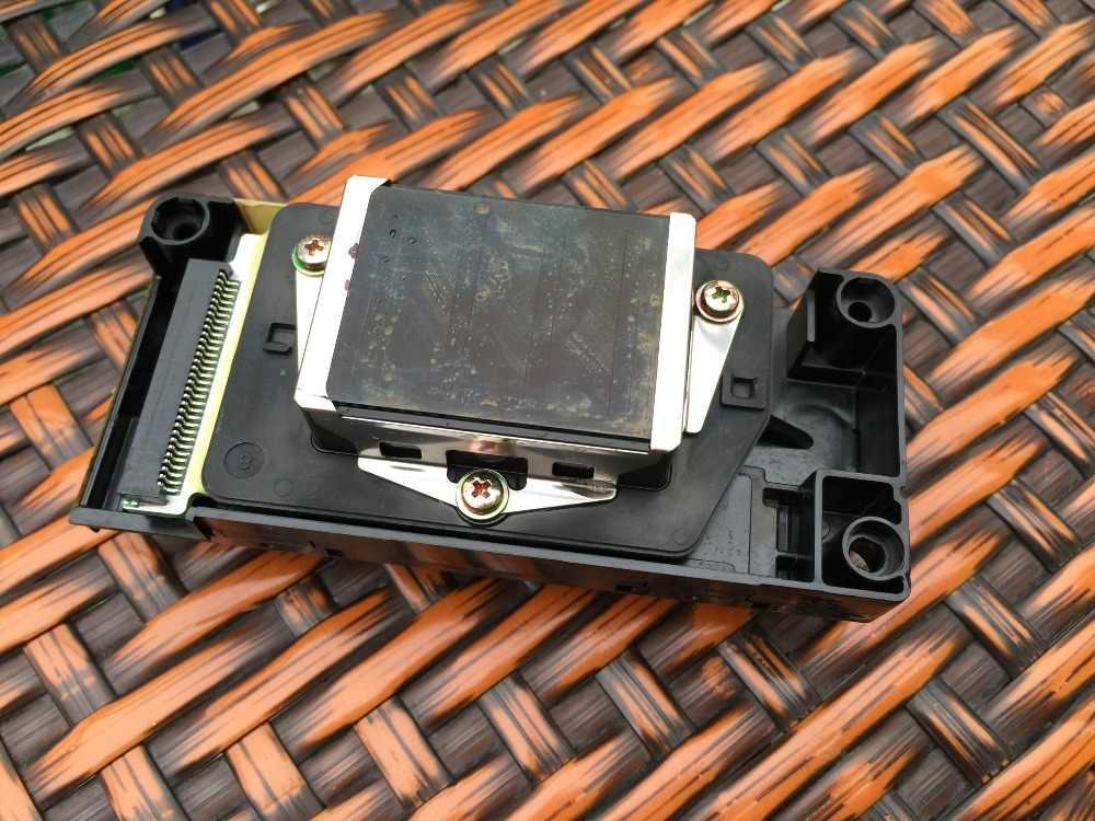 F158010 Asli Print Head F158000 Printhead Kompatibel untuk Epson R2400 2400 R1800 1800 Printer Terkunci