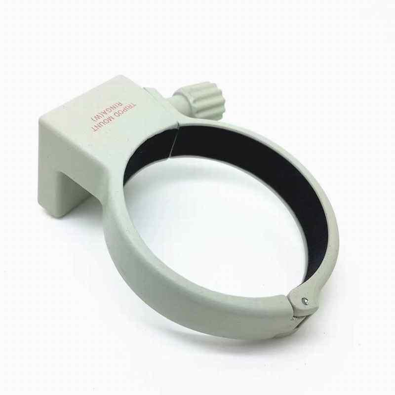 Nowy Metal kołnierz statywu pierścień do mocowania na A (W) dla Canon EF 70-200mm f/4L jest USM obiektyw