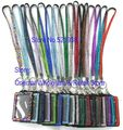 Free Shipping Lots 100 pcs Mix Bling Bling Lanyard Crystal Rhinestone In Neck With Claw Clasp ID Badge Holder For Mobile Phone
