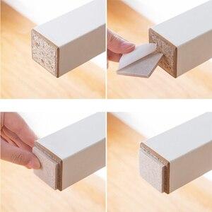 Image 2 - Vanzlife 5 мм толщина войлочная Подушка высококлассные мебельные коврики для напольных покрытий защитные подушечки otomans, одна штука