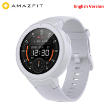 Global Version Xiaomi Huami AMAZFIT Verge Lite Smart Watch GPS IP68 Waterproof Multi-Sports Smartwatch Bip 2 Health Tracker [english version] original xiaomi huami amazfit bip bit pace lite youth smart watch mi fit reflection 1 28 ip68 waterproof gps