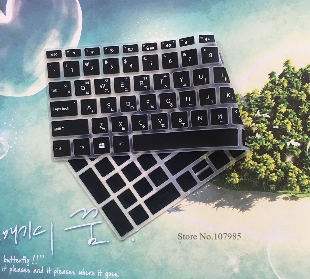 Keyboard Cover Skin for HP 15-BS** 15-BR** 15-CH** 17-BS*** 17M-AE** 17-AK**