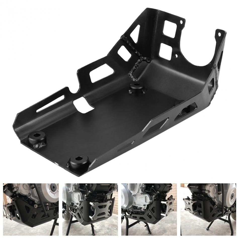 Motorcycle Engine Chassis Protective Cover For Bmw G310gs G310r Motorcycle Expedition Skid Plate Guard Black/silver Back To Search Resultsautomobiles & Motorcycles