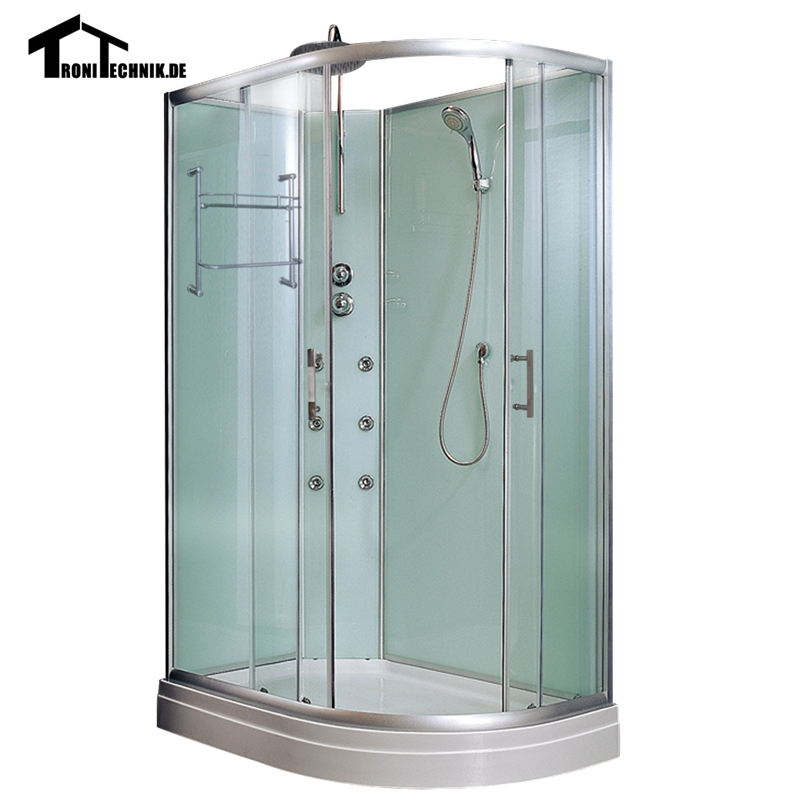 1200mm Non Steam Shower Cubicle Enclosure Corner Shower Room cabin ...