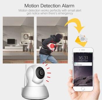 Sdeter home security ip camera wi-