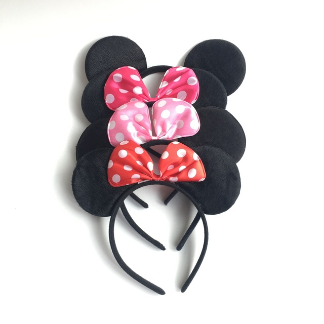 Mickey And Minnie Mouse Party Decorations Supplies Kids Birthday