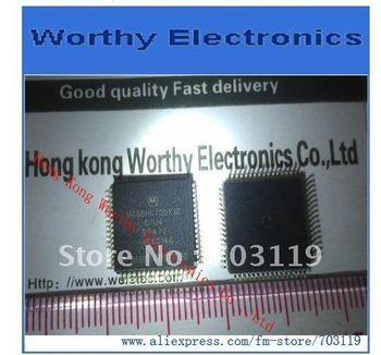 5PCS/LOT       MC68HC705X32CFU4     MC68HC705X32    QFP64