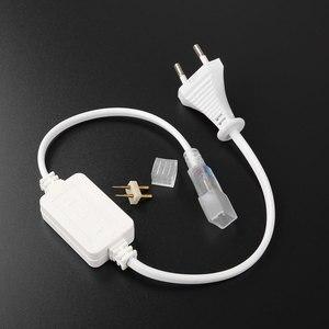 1PCS LED Strip Light Power Soc