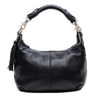 Genuine Leather Women Handbag Fashion Designer Female Evening Bags Cowhide Ladies Shoulder Messenger Purse Clutch Hobos