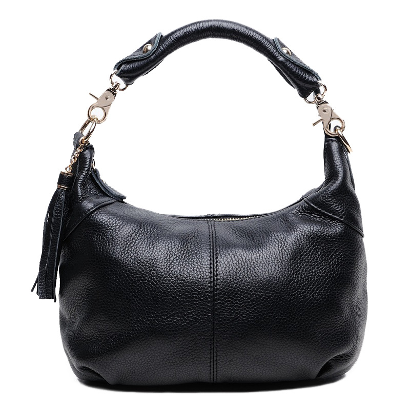 Genuine Leather Women Handbag Fashion Designer Female Evening Bags Cowhide Ladies Shoulder Messenger Purse Clutch Hobos Totes