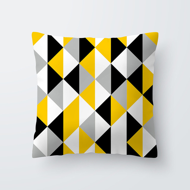 Yellow pillowcse 09