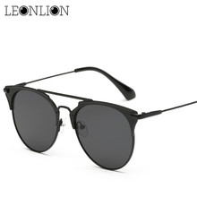 LeonLion 2018 Top Brand Designer Sunglasses