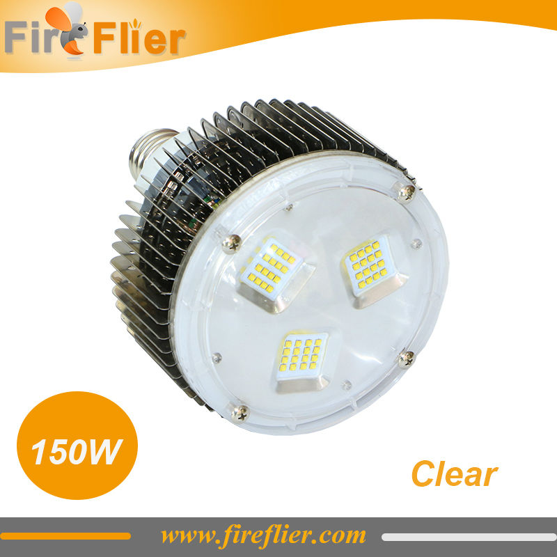 5pcs CE UL DLC E27 E40 Hook LED High Bay Light CREE 50W 100W 120W 150W LED industrial lamp bulb 200W 300W 400W canopy luminaire