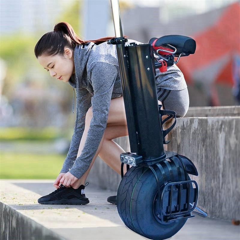 Daibot Monowheel Electric Unicycle One Wheel Self Balancing Scooters 60V 500W Electric Scooter With Seat For Adults 6