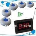 Projeto agradável do Hospital sistema de chamada de enfermeira de 30 botão de chamada à prova d' água para o paciente e 1 visor do receptor para o médico