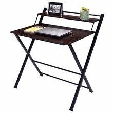 aliexpresscom buy foldable office table desk. (Ship From US) Giantex 2-Tier Folding Computer Home Wood Laptop Desks Aliexpresscom Buy Foldable Office Table Desk B