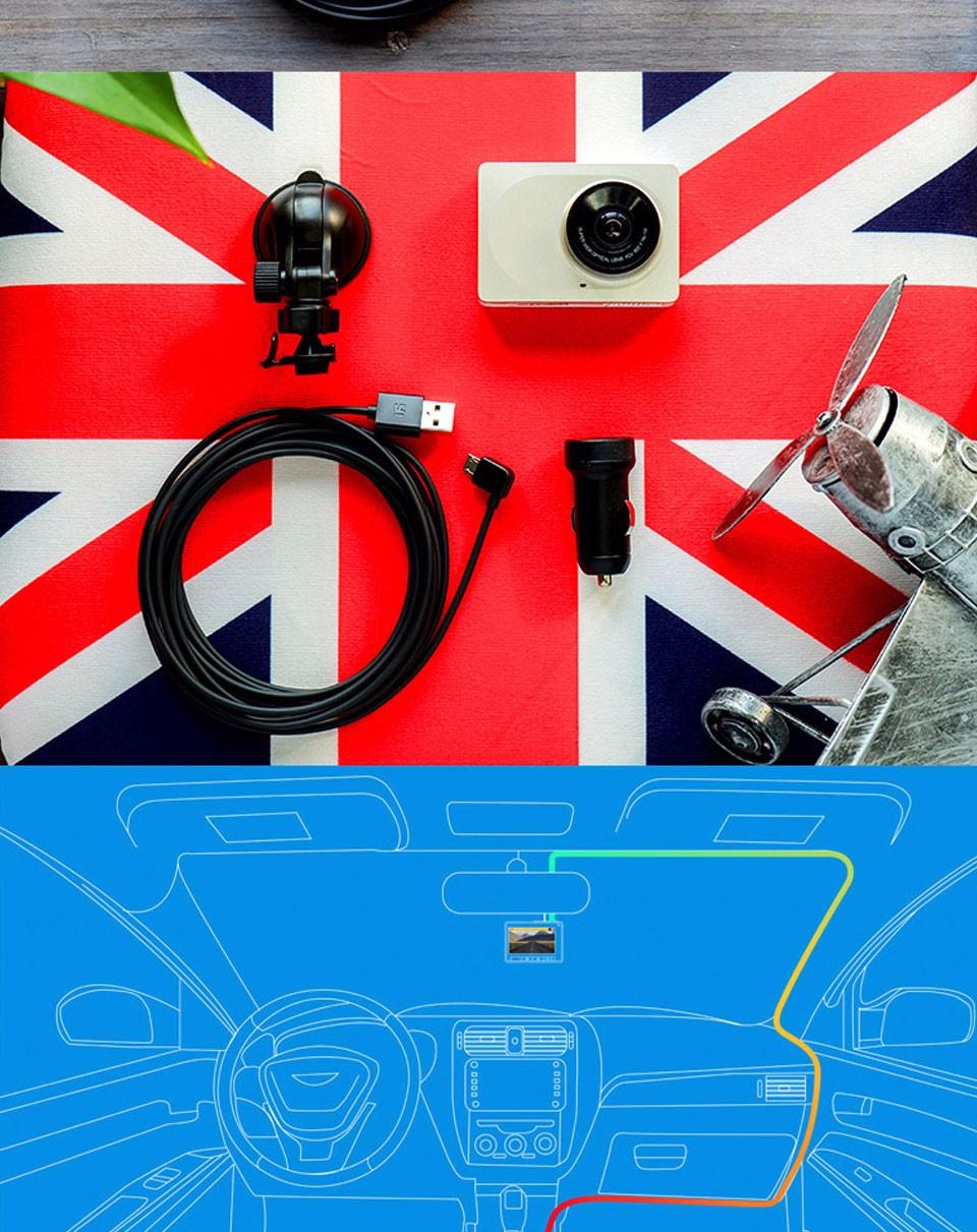 Xiaomi YI Smart Dashcam Car DVR (11)