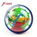 XC929A 2015 Новая Магия Puzzle Ball Обучающие Магия Интеллект Бал Игра-Головоломка Магнитные Шарики для Детей-100 Шагов