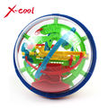 XC929A 2015 New Magic Puzzle Ball Educational Magic Intellect Ball Puzzle Game Magnetic Balls for Kids-100 Steps