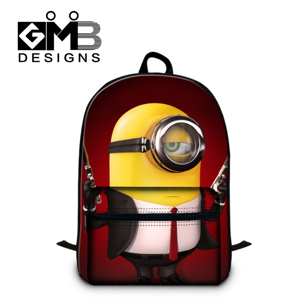 Minion Book Bag Promotion-Shop for Promotional Minion Book Bag on ...