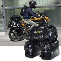 Motorbike Multifunction Waterproof bags Moto Saddlebag shoulder bags Travel Luggage Motorcycle rear seat bag riding side package