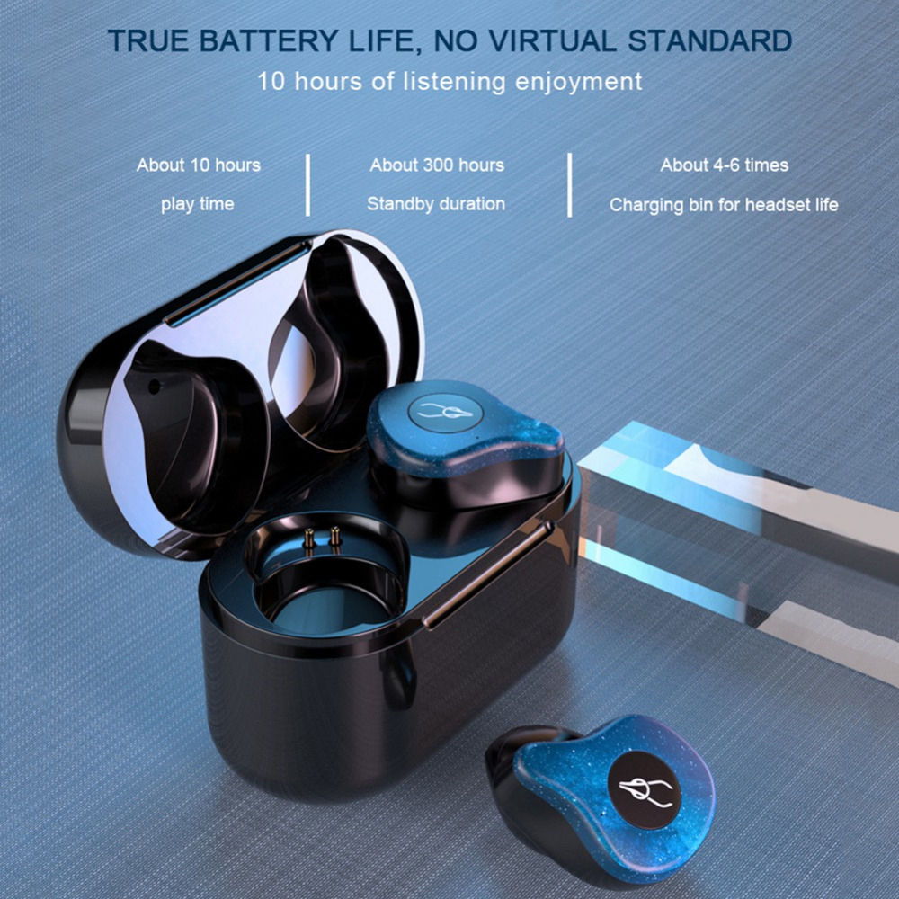 Sabbat X12 Pro bluetooth sans fil Casque V5.0 écouteurs Jumeaux Écouteurs Avec boîte De Charge Écouteurs Sans Fil écouteurs bluetooth - 2