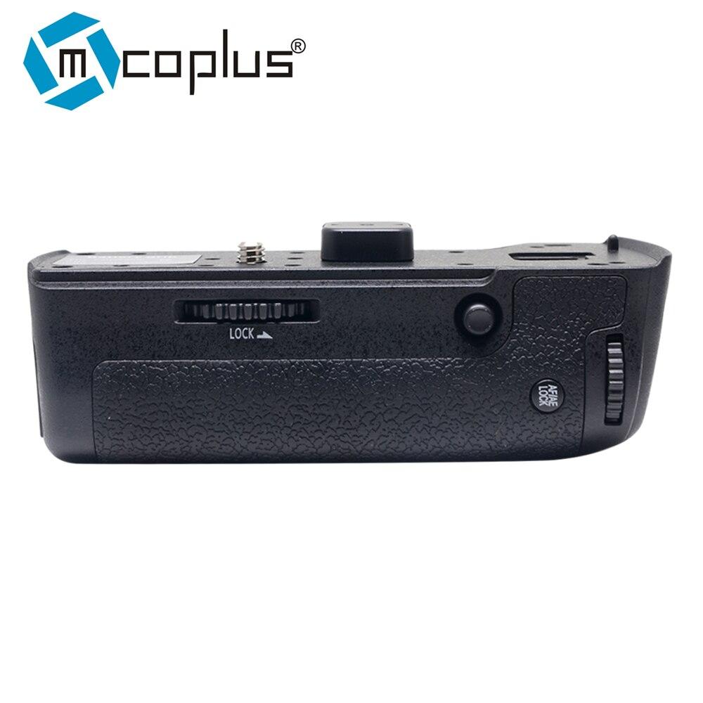 Mcoplus BG-GH5 Batterie De Remplacement Batterie Vertical Holder Grip pour Panasonic Lumix DMC-GH5 DSLR Caméras