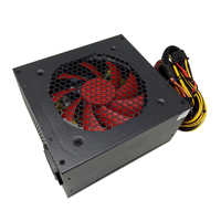China Red Rated Power 220V 300W ATX PC Power Supply Good Performance For Dependatant Vga Card