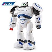 JJRC R1 RC Roboter Verteidiger Infrarotsteuerung Roboter RTR Programmierbare Bewegung Raketen Schießen Schiebe Walking Tanzen Modus Spielzeug