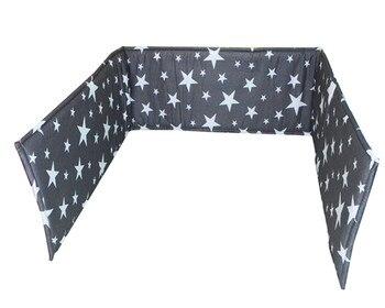 120*29 cm (1 pcs pare-chocs seulement) Mode chaude tour de lit lit bébé, lit bébé pare-chocs clauds/étoiles/dot/arbre, protection sûre pour l'usage de bébé